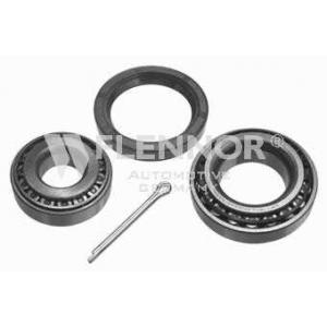 FLENNOR FR891621 Комплект подшипника ступицы колеса
