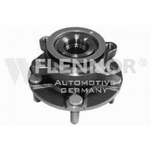 FLENNOR FR950459 Ступица передняя Nissan Qashqai 1.5DCI, 1.6 16V, 2.0 16V 06, X-Trail 07-