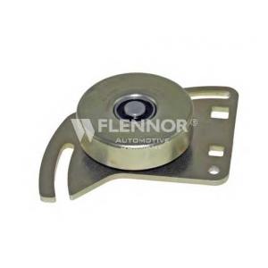FLENNOR FS22909 Натяжной ролик, поликлиновой  ремень