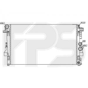FPS FP 46 A16 Радіатор Vito 639 /FPS