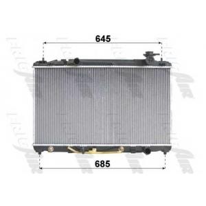 FRIG AIR 0115.3120 Радиатор, охлаждение двигателя