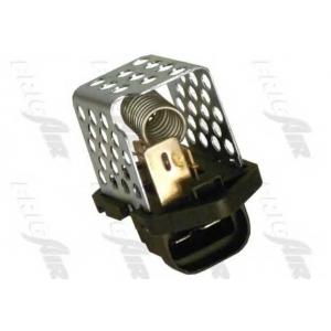 FRIG AIR 35.10043 Дополнительный резистор, электромотор - вентилятор радиатора