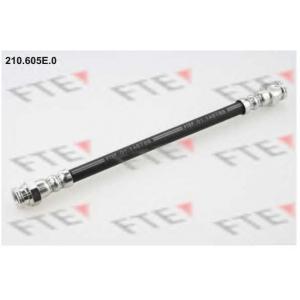 FTE 210.605E.0 Тормозной шланг; Шланг сцепления