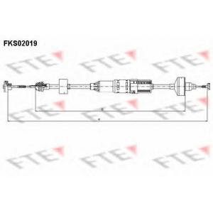 FTE FKS02019