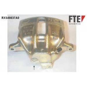 FTE RX549837A0 RX549837A0 Гальмівний супорт FTE (шт.)