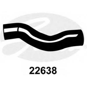 Шланг радиатора 22638 gates - BMW 5 (E39) седан 520 i