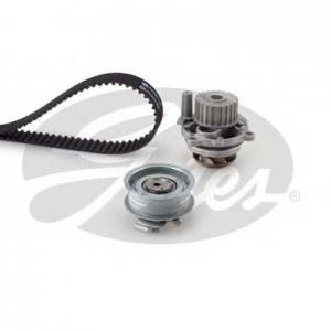 kp15489xs1 gates Водяной насос + комплект зубчатого ремня VW GOLF PLUS Наклонная задняя часть 1.6 BiFuel