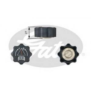 GATES RC210 Крышка, резервуар охлаждающей жидкости