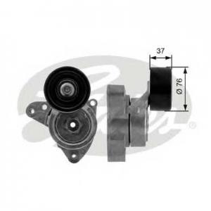 Натяжной ролик, поликлиновой  ремень t38278 gates - HONDA CR-V III вездеход закрытый 2.4 i-VTEC 4WD