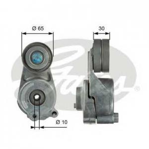 Натяжной ролик, поликлиновой  ремень t39062 gates - MERCEDES-BENZ CLS (C218) купе 350 CDI (218.323)