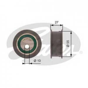 Натяжной ролик, ремень ГРМ t42042a gates -