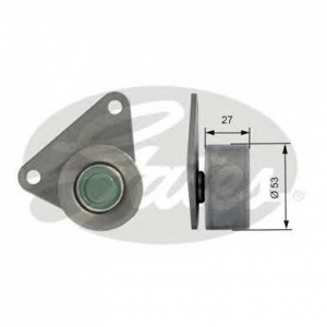 GATES T42097 Ролик модуля натягувача ременя