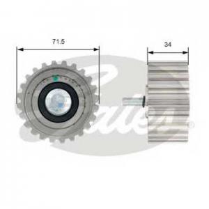 ���������� / ������� �����, �������� ������ t42183 gates - FIAT DUCATO ������� (250) ������� 130 Multijet 2,3 D