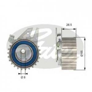 Натяжной ролик, ремень ГРМ t43033 gates -