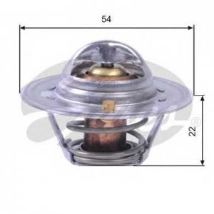 GATES TH12888G1 Термостат, охлаждающая жидкость