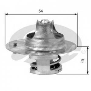 GATES TH14282G1 Термостат Fiat Croma 2.5TD 2500 8144-97S 01/91-