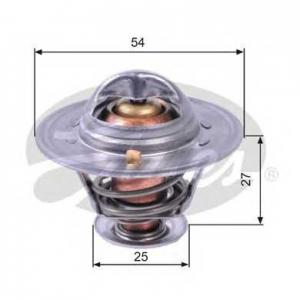 GATES TH22782G1 Термостат, охлаждающая жидкость