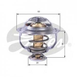 Термостат, охлаждающая жидкость th42895g1 gates - VW PASSAT (362) седан 1.8 TSI