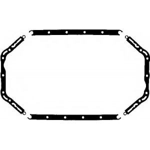 GLASER E36819-00 Oil sump gasket