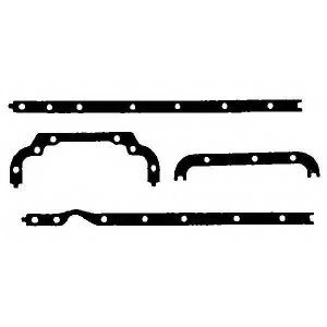 GLASER E59284-00 Oil sump gasket