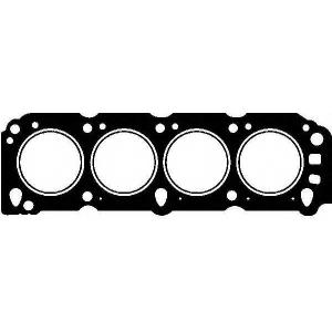 GLASER H03727-00 Прокладка головки Ford Sierra 1.6 OHC 82-; Transit 1.6 OHC 85-