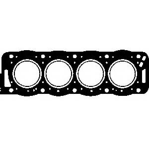 GLASER H07781-00 Прокладка гбц PEUGEOT 1.9D 2 -карба