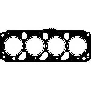 GLASER H08045-30 Прокладка Г/Б Ford 1.6D 84-89 1,6 mm 3 отв