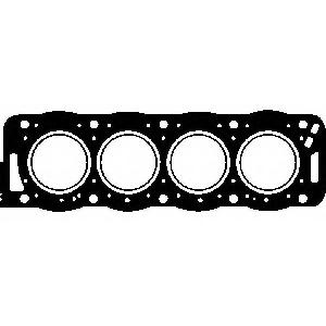GLASER H12299-10 Прокладка головки блока PSA XUD7T 1.75mm (3 метки)