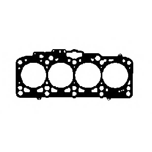GLASER H28007-20 3! Прокладка Г/Б [1,61 mm] VW Caddy III, Golf V, 2.0 SDI, 03.04-