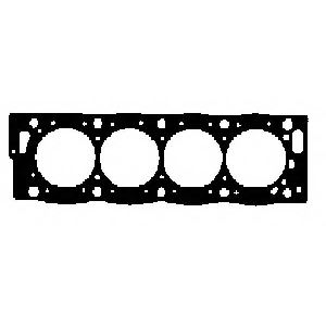 GLASER H80031-00 Прокладка головки блока PSA XU10J4R 1.2mm (метал)