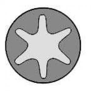 GLASER T0102500 Комплект болтов головки цилидра