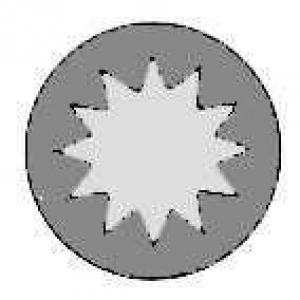 GLASER T04125-00 Болты ГБЦ AUDI