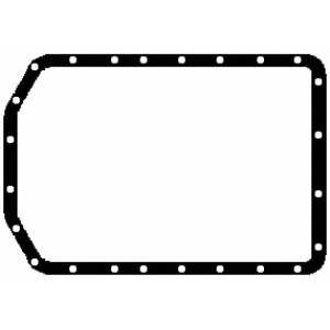 GLASER X02532-01 Oil sump gasket