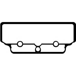 GLASER X0728201 Прокладка, крышка головки цилиндра
