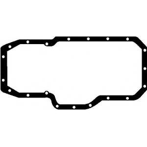 GLASER X08253-01 Прокладка маслянного поддона FORD 2.5D