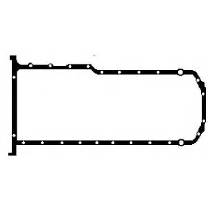 GLASER X08451-01 Oil sump gasket