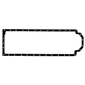 GLASER X08828-01 Oil sump gasket