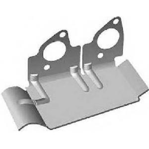 GLASER X51370-01 Exhaust manifold