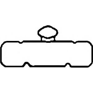 GLASER X5304601 Прокладка, крышка головки цилиндра