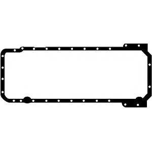 GLASER X54095-01 Oil sump gasket