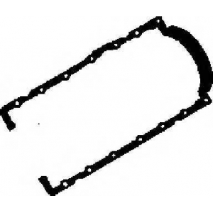 GLASER X54149-01 Прокладка маслянного поддона FORD 1.8D