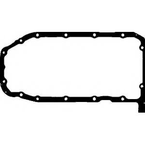 GLASER X54360-01 Прокладка маслянного поддона OPEL
