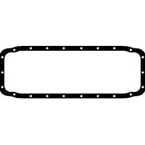 GLASER X54387-01 Oil sump gasket