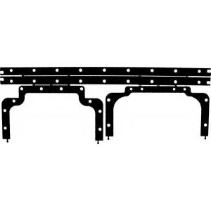 GLASER X54563-01 Oil sump gasket