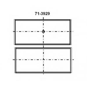 �������� ��������� 7139294std glyco - VW PASSAT (3A2, 35I) ����� 2.0
