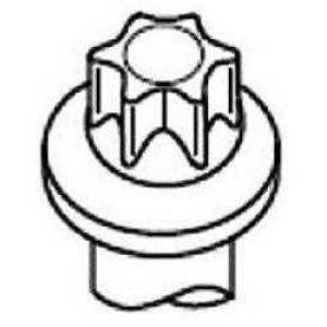 GOETZE 22-01334B Cyl.head bolt