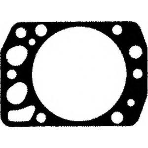 GOETZE 30-026235-30 Прокладка ГБЦ MAN/MB D2860/OM442 (1 ЦИЛ) (пр-во Goetze)