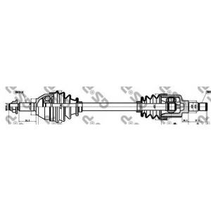 ��������� ��� 218042 gsp - FORD FOCUS (DAW, DBW) ��������� ������ ����� 1.4 16V
