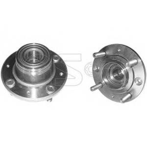 GSP 9230071 Комплект подшипника ступицы колеса