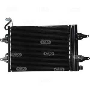 CARGO 260062 Радіатор кондиціонера